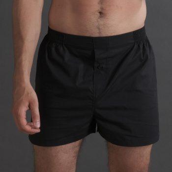 Black Boxer For Men from monochromeshop.co